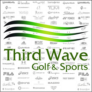 サードウェイブ ゴルフ&スポーツ ロゴ