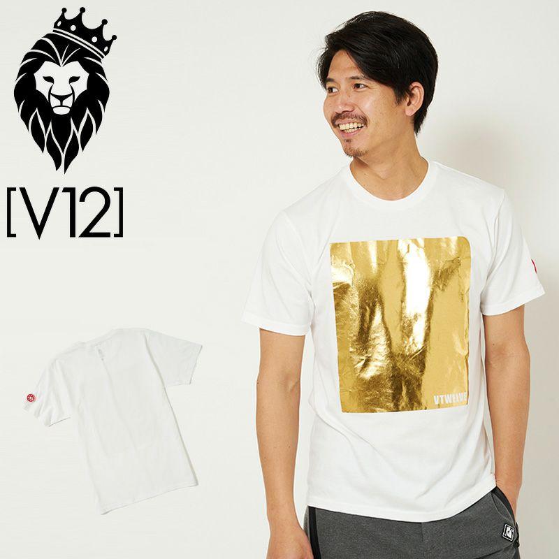 V12 ヴィ・トゥエルヴ Tシャツ