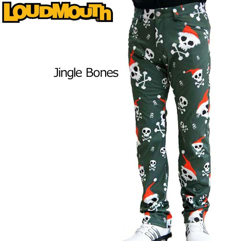 【日本規格】Loudmouth(ラウドマウス) 2016 ロングパンツ メンズ 726515