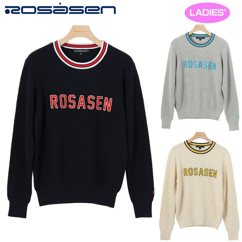 Rosasen ロサーセン セーター 045-18910