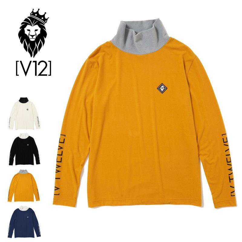 V12 ヴィ・トゥエルヴ 長袖シャツ