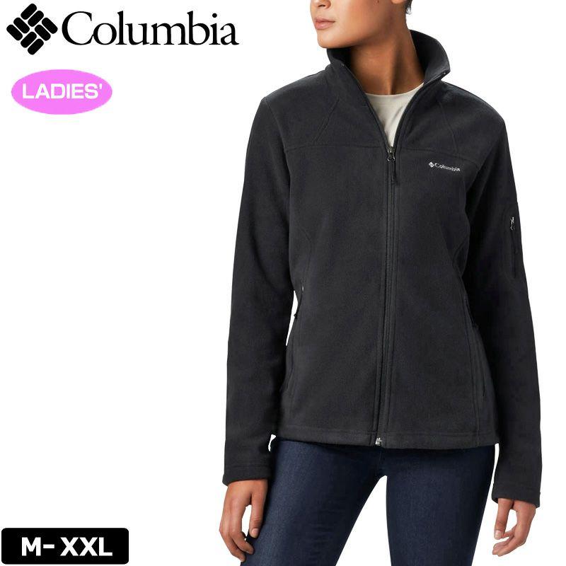 Columbia コロンビア レディース フルジップ フリースジャケット