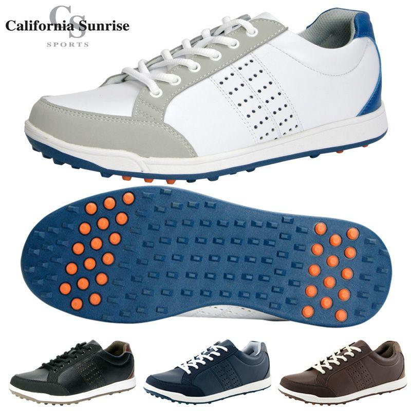 カリフォルニアサンライズ ゴルフシューズ